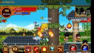 Ninja School Online | Mở Rương Huyền Bí , Chém gió ldgt ^^