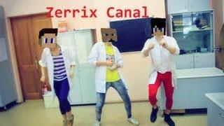 Zerrix Canal - Пародия на клип LMFAO - I'm Sexy and I know it