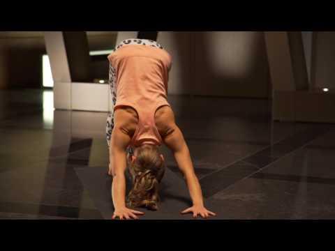 MILANA Yoga - Happy Yoga - akimirksniu sugrąžinanti jėgas jogos seka
