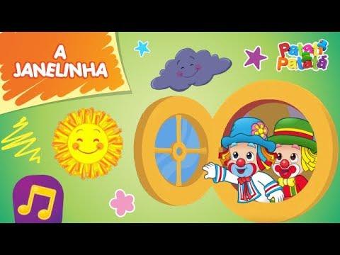 57aa171d7cb0f1 Patati Patatá - A Janelinha (DVD O Melhor da Pré-escola)