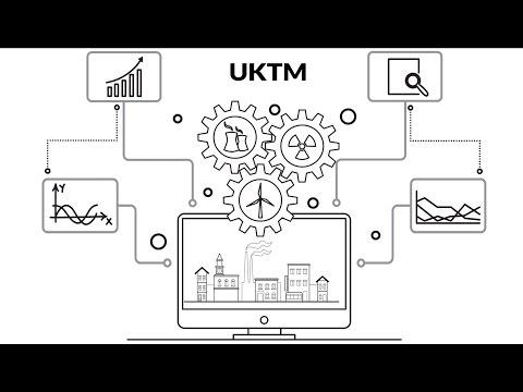 UCL model of the UK energy system explained - UKTM (UK Times Model)