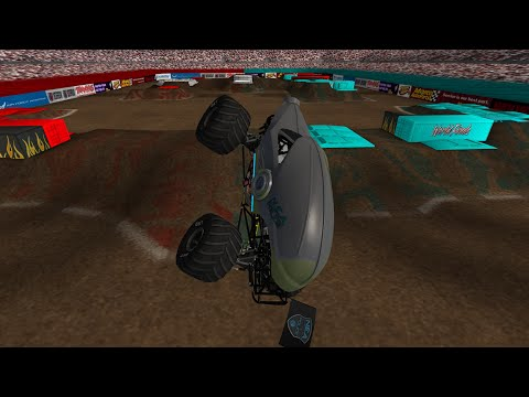 20 Truck World Finals ROR-MM Freestyle - Monster Jam Rigs of Rods