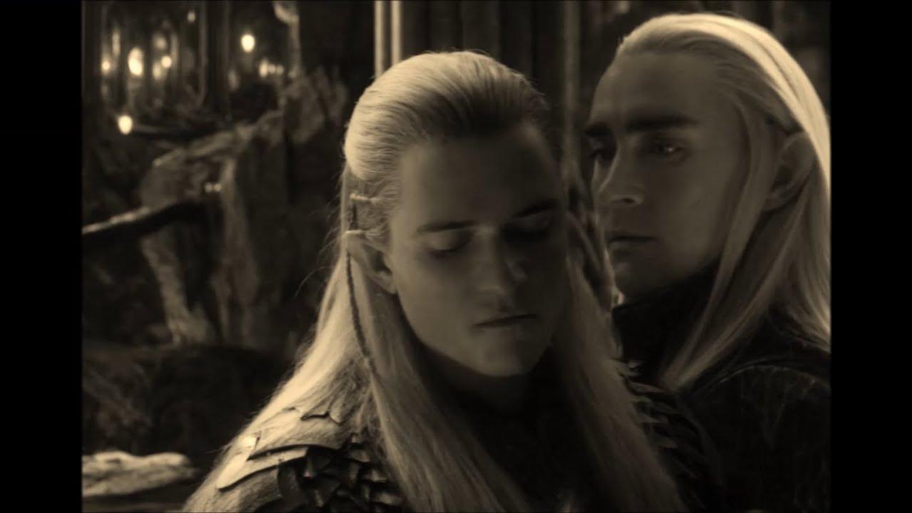 Thranduil vs. Legolas & Tauriel - In your arms - YouTube