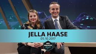 Heute zu Gast im Neo Magazin Royale: Jella Haase | NEO MAGAZIN ROYALE mit Jan Böhmermann - ZDFneo