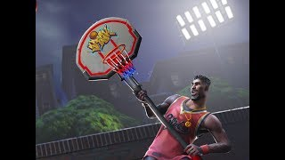 Jumpshot skin,slam dunk pic axe - Fortnite Basketball skins