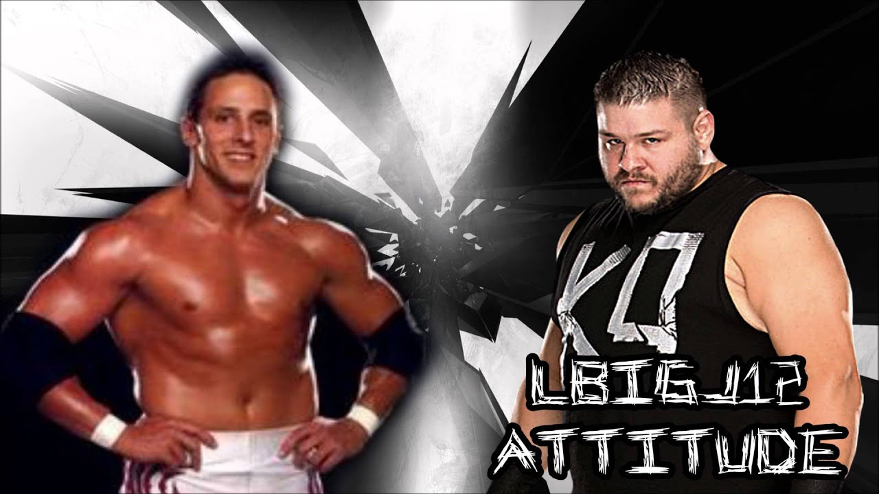 lbigj12 Attitude Returns With Run and Fight Keven Owens and Billy