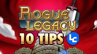 10 Rogue Legacy Tips to Help You Survive