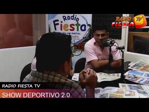Emisión en directo de RADIO FIESTA TV MACHALA