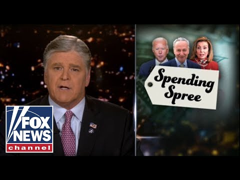 Hannity: COVID bill is a 'bailout' to states who backed Dems in 2020