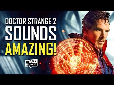 Doctor Strange: In The Multiverse Of Madness Sounds AMAZING | What We Know, Plot Leaks & Disney Plus
