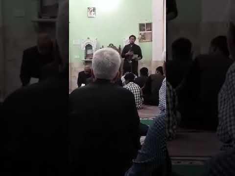 Aaj Kufa Mai Shabber shabbar rorahi 19 Ramzan  Noyha Khan Mir Fithrus Ali