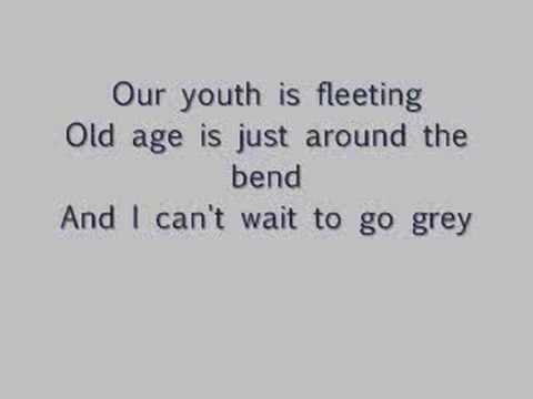 The Sound of Settling w/ Lyrics