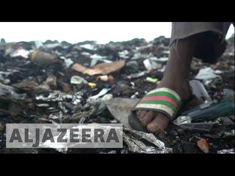 The Gambia activists take aim at landfills