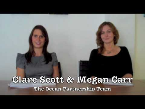 Clare Scott & Megan Carr - The Ocean Partnership Banking and Finance Jobs Team