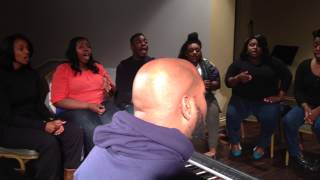 """Trey McLaughlin and The Sounds of Zamar Parts Intro """"Lord I Lift Your Name On High"""""""