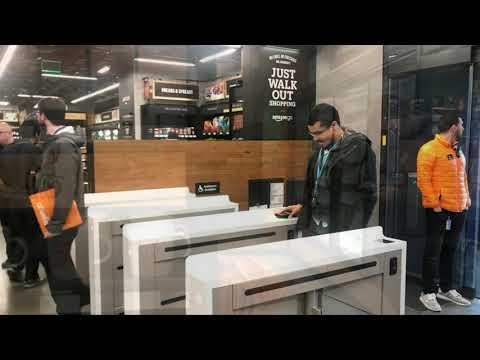 Amazon launching its own supermarket and promises 'no queues or checkouts'