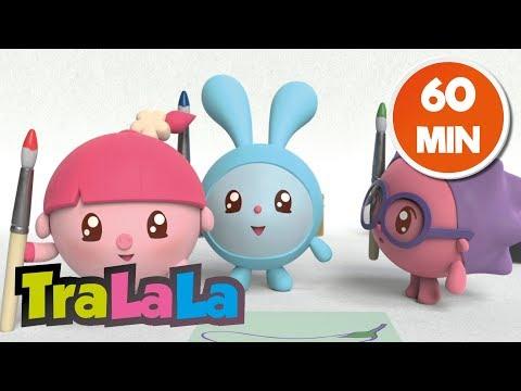 BabyRiki 60MIN (Tub) - Desene animate  | TraLaLa