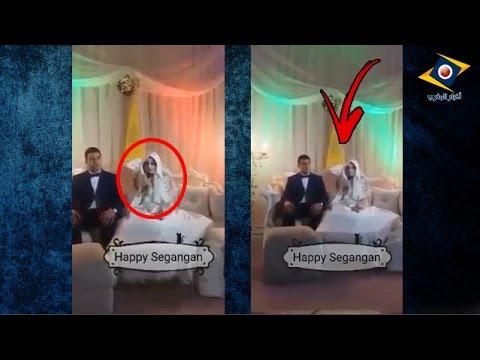 عروسة أعطوها الميكرفون و ما فعلته أدهش جميع الحضور