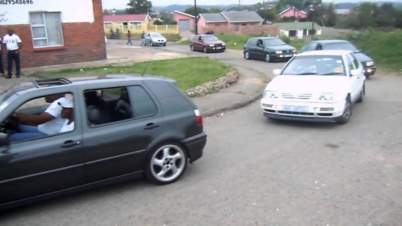 Vr6 Durban Umlazi Invasion Youtube
