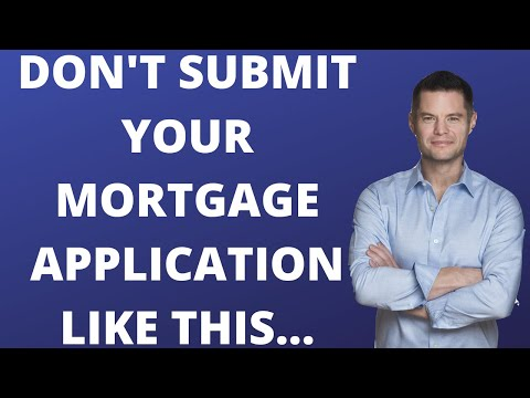 SUBMITTING THE PERFECT MORTGAGE APPLICATION. How To Organize And Format Your Mortgage Application.