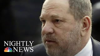 Baixar Harvey Weinstein And Accusers Reach Tentative $25M Settlement | NBC Nightly News