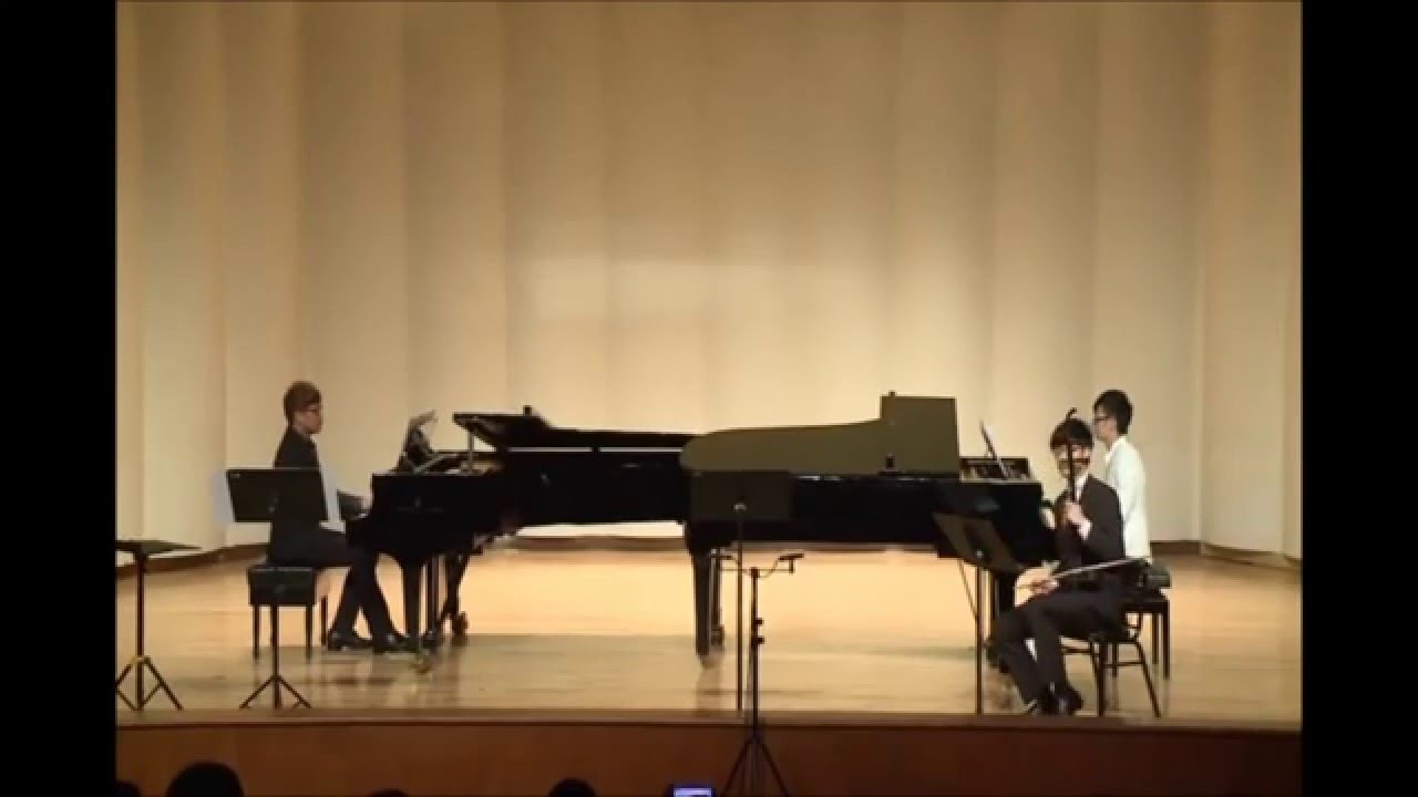 師大附中1316畢業音樂會 安可曲《宮崎駿動畫-久石讓組曲》 - YouTube