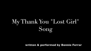 Thank You Lost Girl Song