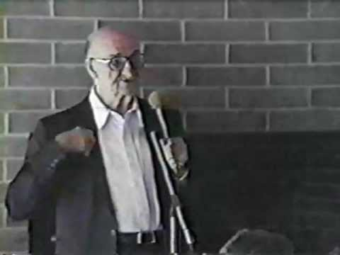 Cleon Skousen - The Time He Was the Most Scared