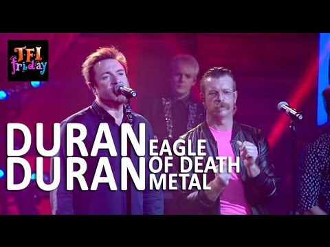 [HD] Duran Duran w/ Eagle Of Death Metal -