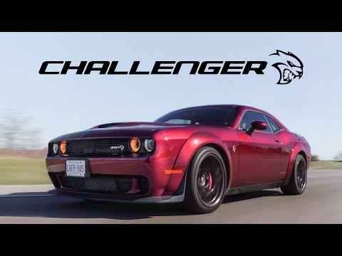 2018 Dodge Challenger Hellcat Widebody Manual Review – The Best Muscle Car