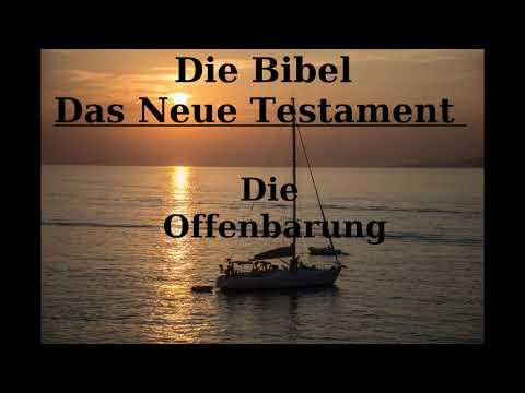 Die Bibel Das Neue Testament Die Offenbarung