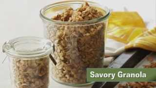 Snacks in a Snap: Savory Granola Thumbnail