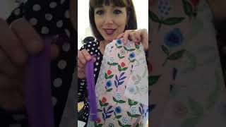 The Sewciety Subscription Box Unboxing- October