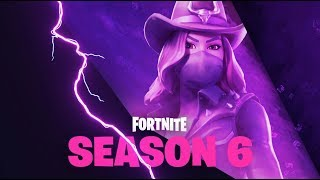 THE SEASON6 TEASER😱SECRET! First Dark Battlepass Skin, Trailer || Fortnite Battle Royale