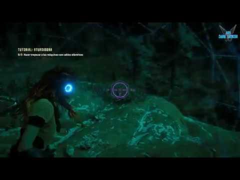 """Horizon Zero Dawn """"Tutorial Aturdidora"""" [HORIZON][PS4] #9"""