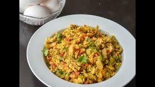 How to make Mumbai style Egg Bhurji