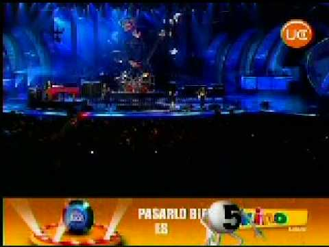 Journey Faithfully Live Concert In Chile