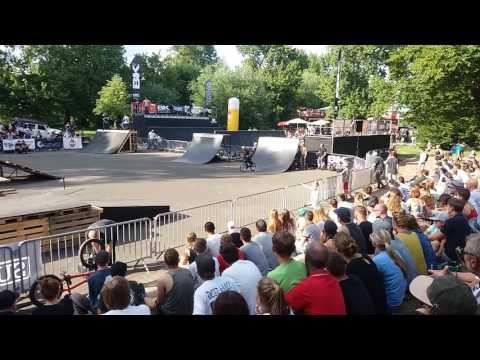 Arif Gül BMX Cologne 2017 Elemeler 2. Tur