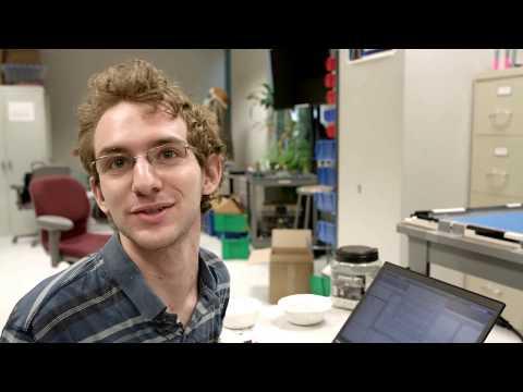 16-384 Robot Kinematics And Dynamics : Senior Undergrad Alan Jaffe Demo