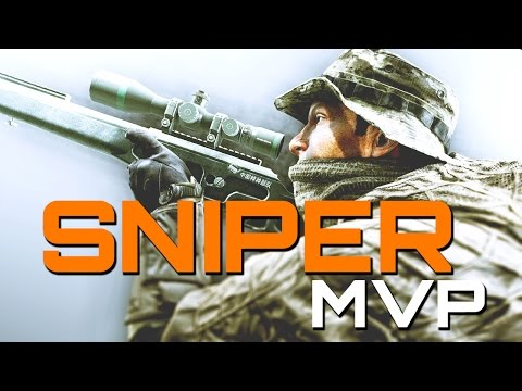 BATTLEFIELD 4: Stealth Sniper MVP