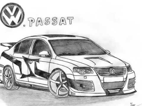 Arabaresimleri >> 3D Araba Çizimleri HD - YouTube