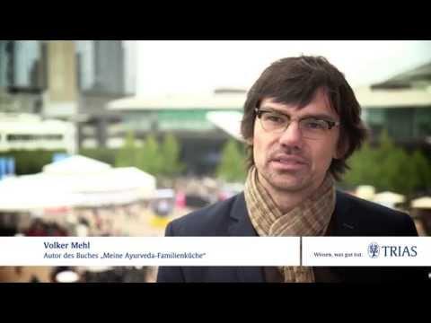 Volker Mehl – Meine Ayurveda-Familienküche