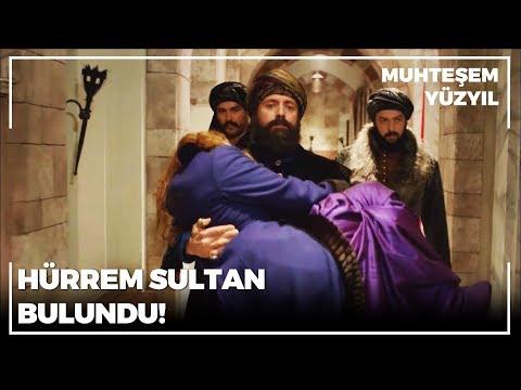 Sultan Süleyman, Hürrem Sultan'ı Buldu!   Muhteşem Yüzyıl
