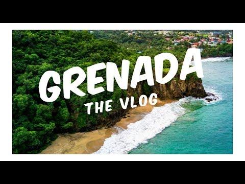Vlog Episode 9: Family Grenada Trip | Le Beat
