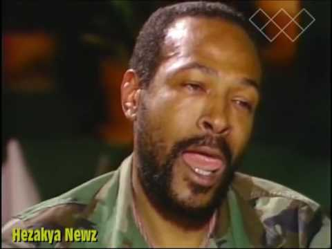 Marvin Gaye  1983 Interview
