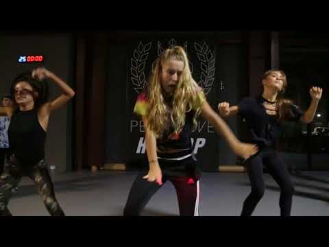 No Hands  Choreography Marcus Payne @peacelovehiphop