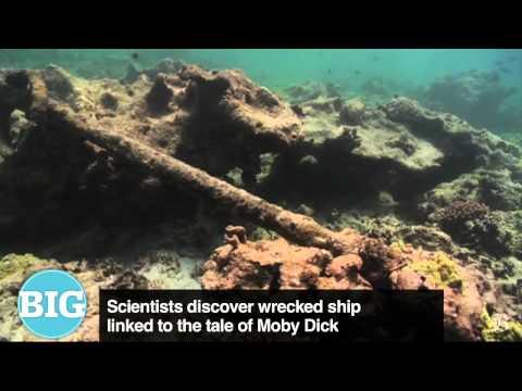 Big Story: Legendary shipwreck discovered
