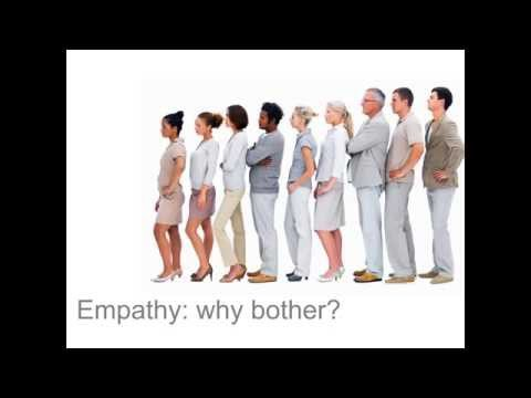 DT Week 2015: Empathy - the importance of user understanding, Clark Kellogg, UC Berkeley