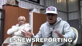 Robert Garcia Why He And Jesus Cuellar Parted Ways EsNews Boxing