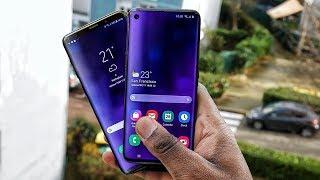 Samsung Galaxy S10 : Un futur échec ? Les FAIBLES différences avec le S9 Plus !